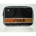 Stiga Single Zip Double Bat Cover